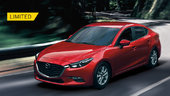 Mazda3 2017 Special Edition : une raison de plus d'aimer la Mazda3 2017