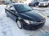 2015 Chrysler 200 LX,AIR,TILT,CRUISE,POWER WINDOWS/LOCKS,LOCAL TRADE,CLEAN CARPROOF!!!!