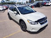 2013 Subaru XV Crosstrek LIMITED,AWD,LEATHER,SUNROOF,NAVIGATION,AIR,TILT,CRUISE,PW,PL,WINTER TIRES AND RIMS,LOCAL TRADE!!!!!