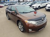 2010 Toyota Venza Base,AWD,LEATHER,SUNROOF,AIR,TILT,CRUISE,PW,PL,VERY CLEAN, LOCAL TRADE,CLEAN CARPROOF!!!