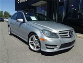 2013 Mercedes-Benz C350 Premium pkg