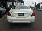 Mercedes-Benz S550 Advanced driving assistance pkg
