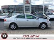 2013 Toyota Corolla CRUISE