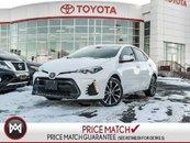 Toyota Corolla SE: Heat Seats