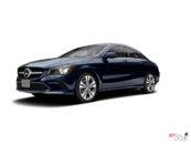 Mercedes-Benz CLA250 4MATIC Coupe 2017