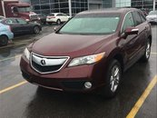 2013 Acura RDX 2013 RDX TECH package NAVIGATION LEATHER