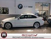 2014 BMW 328i AWD, SUNROOF, WHITE
