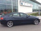 2017 BMW 430i PREMIUM ESSENTIAL, AWD, BLUE