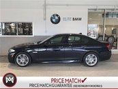 2013 BMW 528i M SPORT NAVI BMW APPS