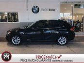 2013 BMW X1 PREMIUM, AWD, BLACK
