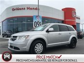 2012 Dodge Journey CLIMATE GROUP,HANDSFREE CONNECTIVITY,BLUETOOTH