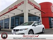 2014 Honda Civic Sdn LX - HEATED SEATS, BLUETOOTH, CRUISE