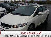 2013 Honda Civic LEATHER INTERIOR,SUNROOF,HEATED SEATS,NAVI