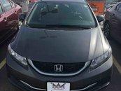 2013 Honda Civic LX, HEATED SEATS,HANDS FREE CAPABILITIES