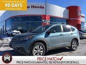 2014 Honda CR-V LEATHER,BACK UP CAMERA,HEATED SEATS AWD ALLOYS