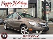 2014 Mercedes-Benz B250 PREMIUM, NAV, HEATED SEATS, PANOROOF!