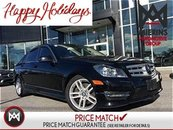 2013 Mercedes-Benz C300 AWD, SUNROOF, PARKTRONIC FEATURE!  * 2 years extra warranty on all CPO's * 150 points inspection by a Mercedes-Benz Certified Te