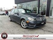2013 Mercedes-Benz C300 C300, PREMIUM PKG, MET PAINT & SPORT PKG!!!