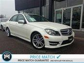 Mercedes-Benz C300 Premium pkg, Sport pkg, Comand Navigation pkg, Driving assitance pkg 2013