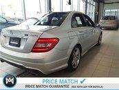 Mercedes-Benz C300 Avantgarde edition, headlamp pkg, Parktronic w/par 2014