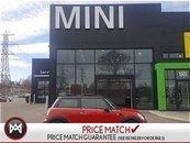 2013 MINI Cooper CHILI RED ON BLACK LEATHERETTE SUNROOF 6SPEED MANUAL!!!