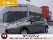 Nissan Versa HATCHBACK,BACK UP CAMERA 2014