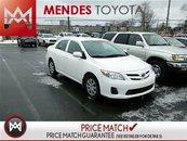 2013 Toyota Corolla CE, AC, KEYLESS ENTRY, STAR SAFETY SYSTEM