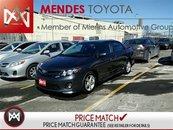 2013 Toyota Corolla SPORT, ALLOY WHEELS, KEYLESS ENTRY