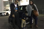 Félicitations à M. Abdelbaki pour l'acquisition de son nouveau véhicule