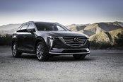 Le Mazda CX-9 reçoit la mention Premier Choix Sécurité + de l'IIHS