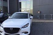 Félicitations Madame Cadieux pour l'achat de votre nouvelle Mazda 3 2017