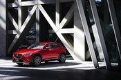 Des changements importants pour le Mazda CX-3 2018