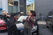 Merci Mme Lavoie de votre confiance envers Chambly Mazda