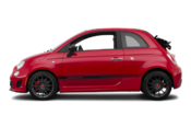 Fiat 500 ABARTH À HAYON 2015