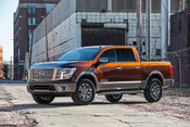 2017 Nissan Titan: bigger and better than ever