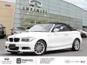 2012 BMW 1 Series 128i CONVERTIBLE NAVIGATION