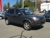 2008 Hyundai Tucson GL * Keyless Entry, Alloy Wheels, Heated Seats!