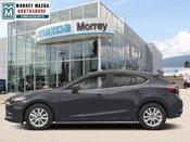 2018 Mazda Mazda3 GS  - Sunroof - Low Mileage