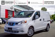 2017 Nissan NV200 SV BLUETOOTH ULTRA LOW KMS NO ACCIDENTS!