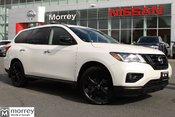 2018 Nissan Pathfinder MIDNIGHT SL LEATHER NAVIGATION DEMO SAVE $