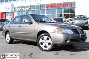 2004 Nissan Sentra AUTOMATIC ULTRA LOW KMS