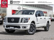 2018 Nissan Titan PRO-4X CREWCAB LEATHER ONLY 50 KMS!