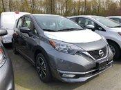 2018 Nissan Versa Note Hatchback 1.6 SR CVT