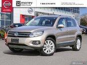 2015 Volkswagen Tiguan HIGHLINE LEATHER SUNROOF