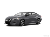 2018 Nissan Maxima Platinum CVT