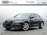 2016 Audi A6 2.0T Progressiv quattro 8sp Tiptronic