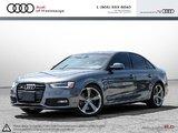 2016 Audi S4 3.0T Progressiv plus quattro 7sp S tronic