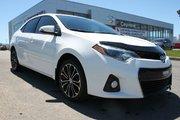 Toyota Corolla AUTO*S*TECH*CUIR*GPS*TOIT*MAG* 2014