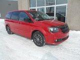 Dodge Grand Caravan SXT Plus BlackTop 2013