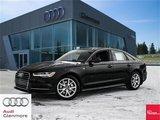 2016 Audi A6 2.0T Technik quattro 8sp Tiptronic